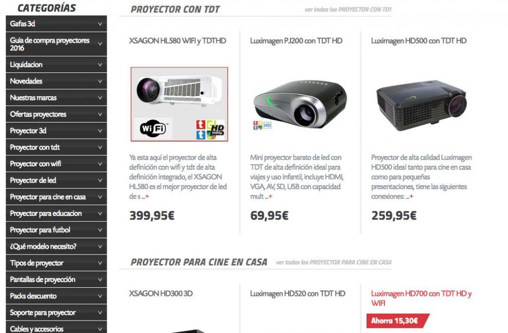 categorias-indice-proyector-barato