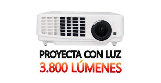 Luximagen HD900: El proyector LED más luminoso del mercado