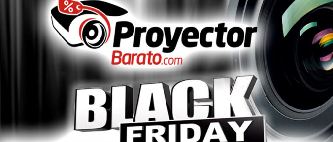 proyectores black friday 2020