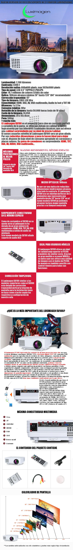 proyector luximagen sv100