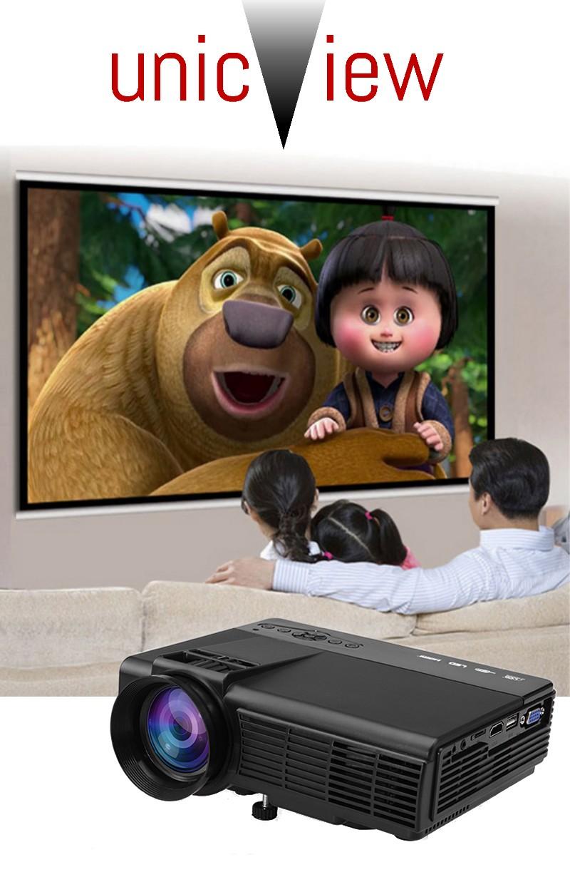 ideal para cine en casa