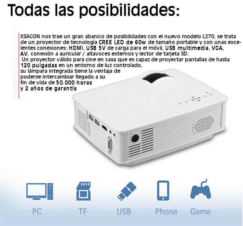 Se trata de un proyector para uso cine en casa especialmente adecuado para usuarios iniciados en la proyeccion