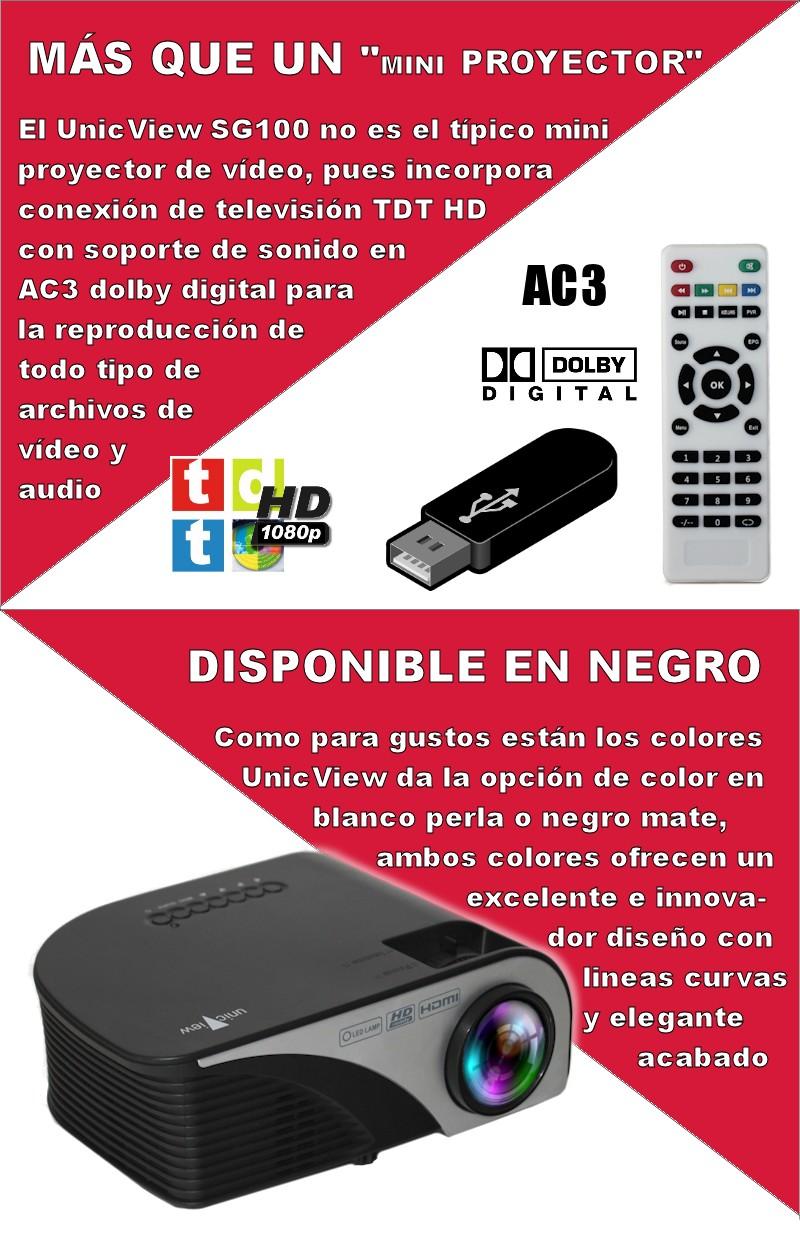 por si fuera poco tenemos la posibilidad de reproducir películas desde el USB que dispone