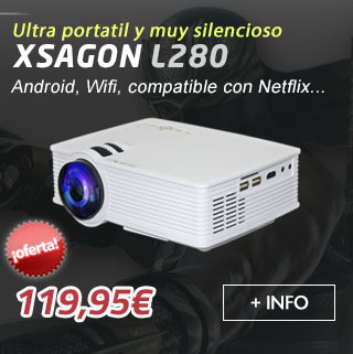 proyector con android Xsagon L280