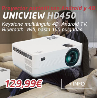 Unicview HD450