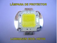 Lámpara LED Luximagen HD700