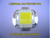 lampara LED Luximagen HD700