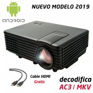 Luximagen SV100W con Android, Wifi, TDT1, USB