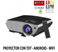 Luximagen SV350 con TDT, Android, Wifi