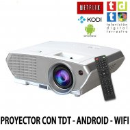 Proyector Luximagen SV350 con TDT, Android, Wifi
