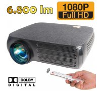 Seelumen FH810 1920x1080 Nativo 6.800 lúmenes LED, Dolby Digital