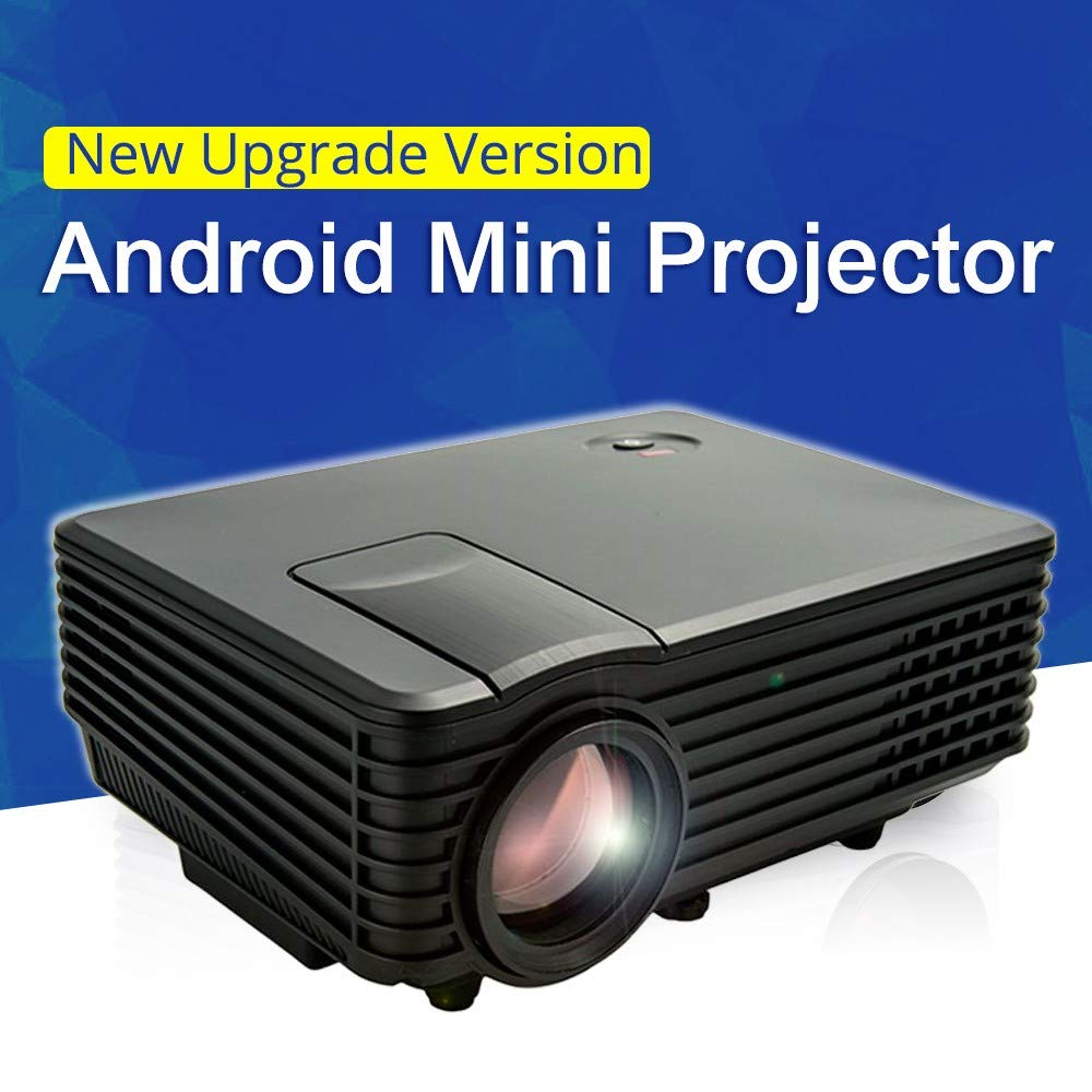 Proyector Luximagen SV100W con Android, Wifi, TDT1, USB