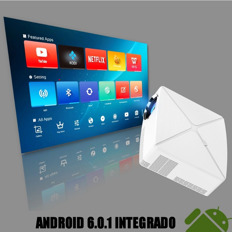 Android 6.0.1 integrado
