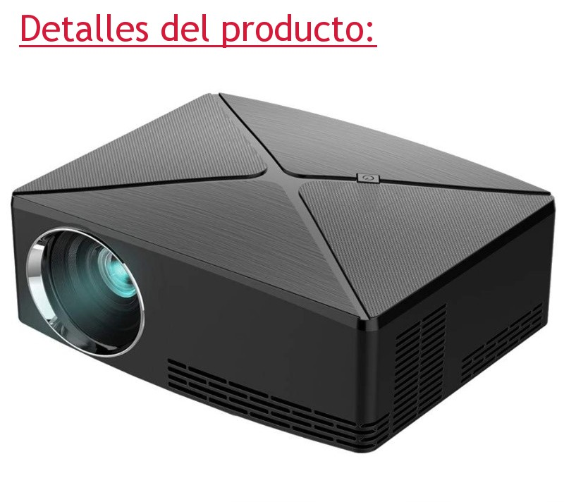 detalles del producto hd400 luximagen